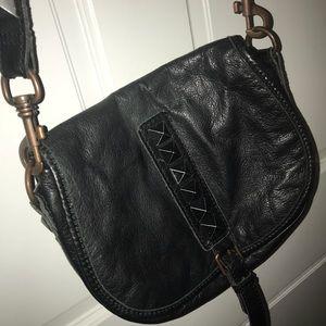 Liebeskind leather crossbody purse.